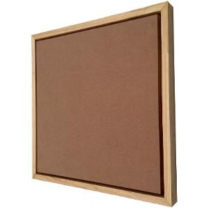 Box Frame MDF Framed